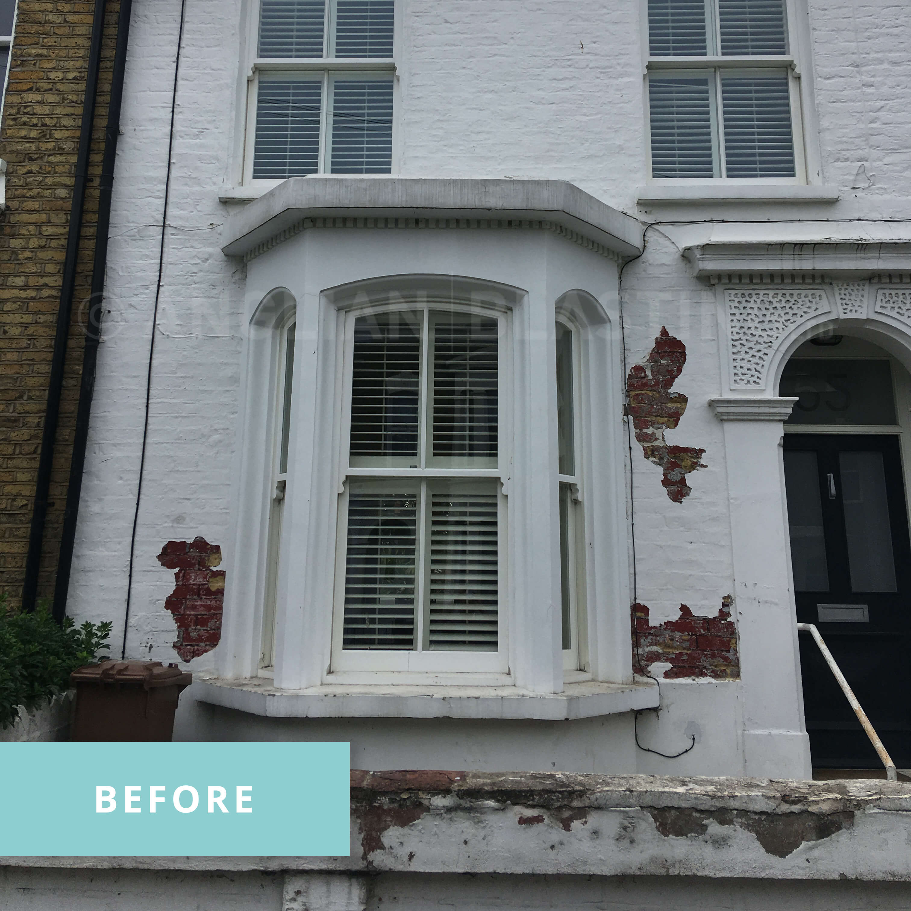 External paint removal Image