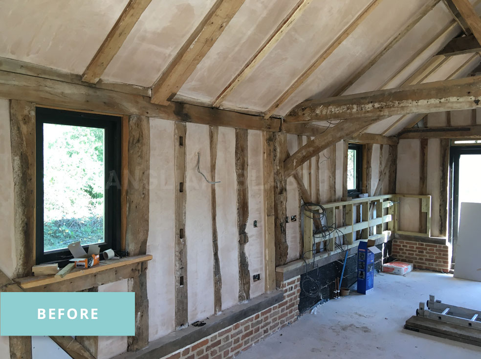 timber & oak cleaning & restoration Image